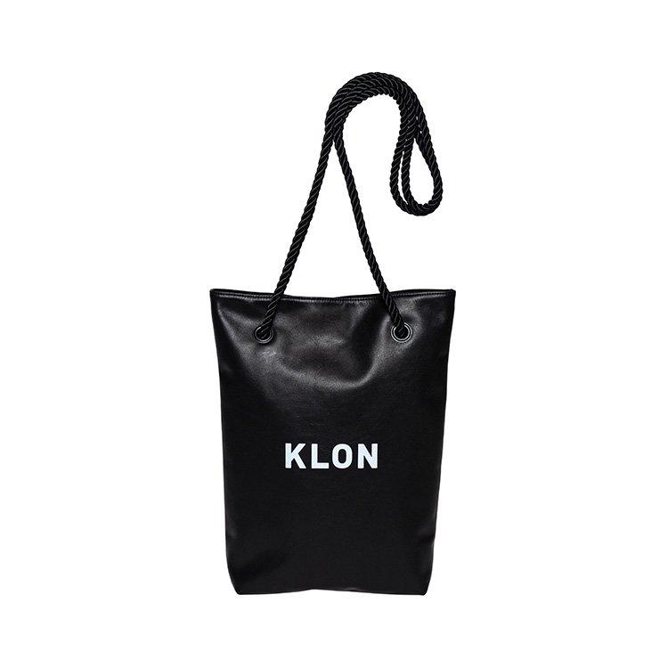 KLON DAY TOTE BLACK