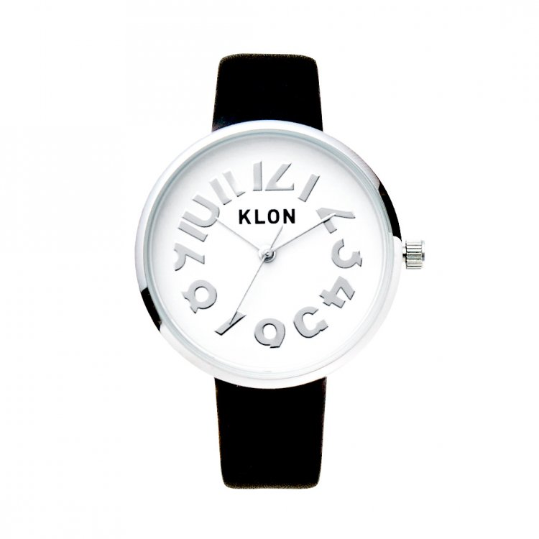 KLON HIDE TIME BLACK Ver.SILVER 33mm