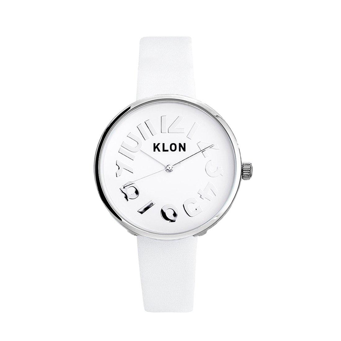 KLON HIDE TIME WHITE Ver.SILVER 33mm
