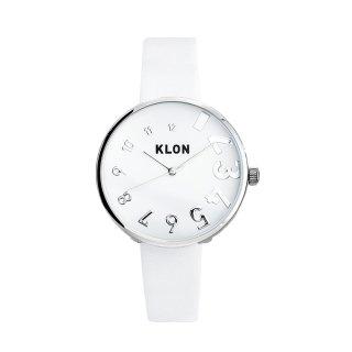 KLON EDDY TIME WHITE Ver.SILVER 33mm