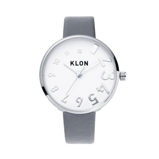 KLON EDDY TIME GRAY Ver.SILVER 33mm