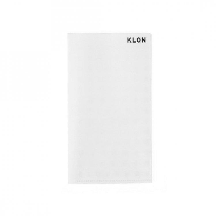 KLON ANTIBACTERIAL MASK CASE WHITE