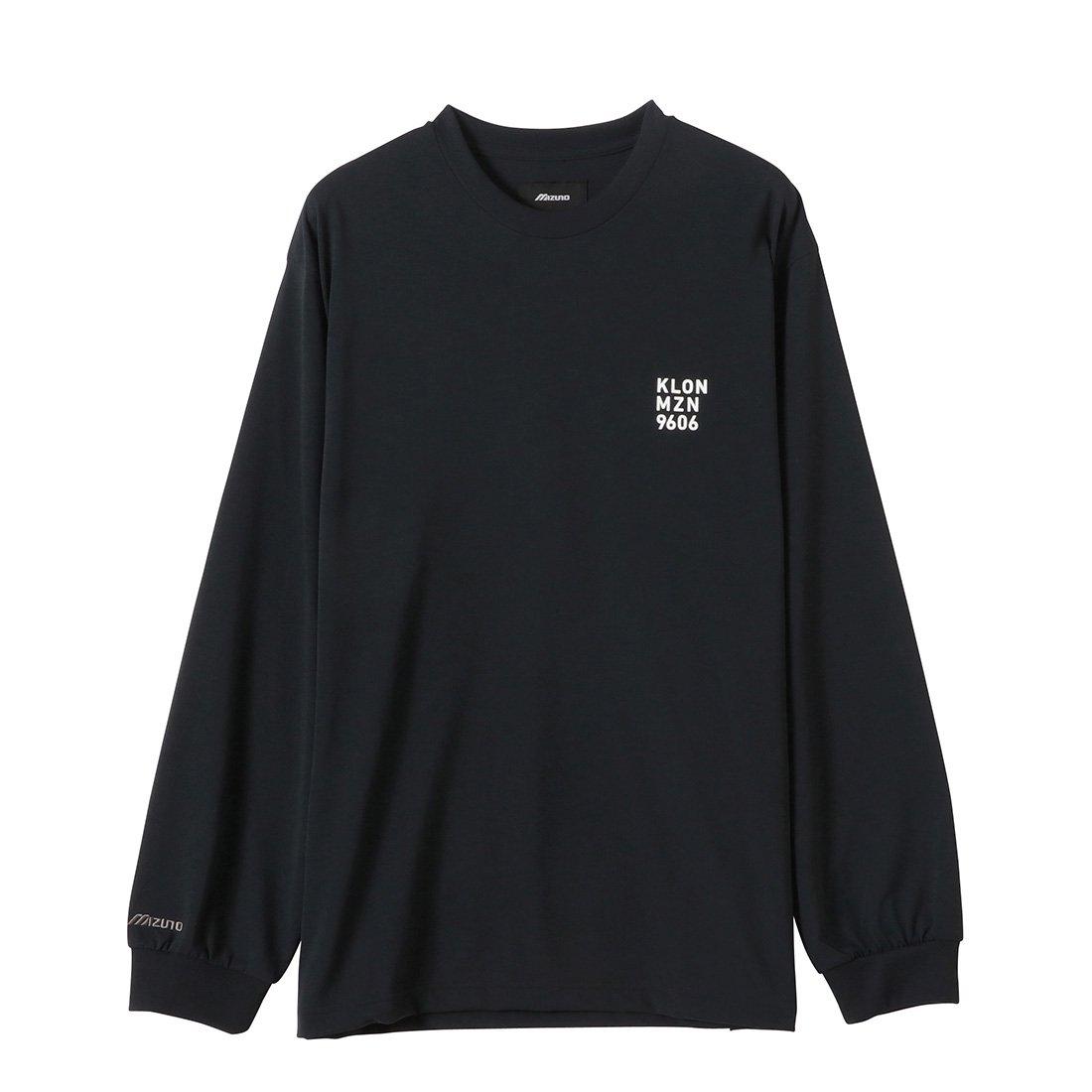 Mizuno × KLON LONG-T BLACK