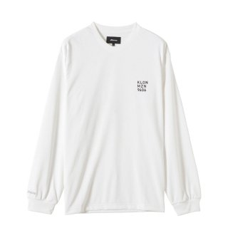Mizuno × KLON LONG-T WHITE