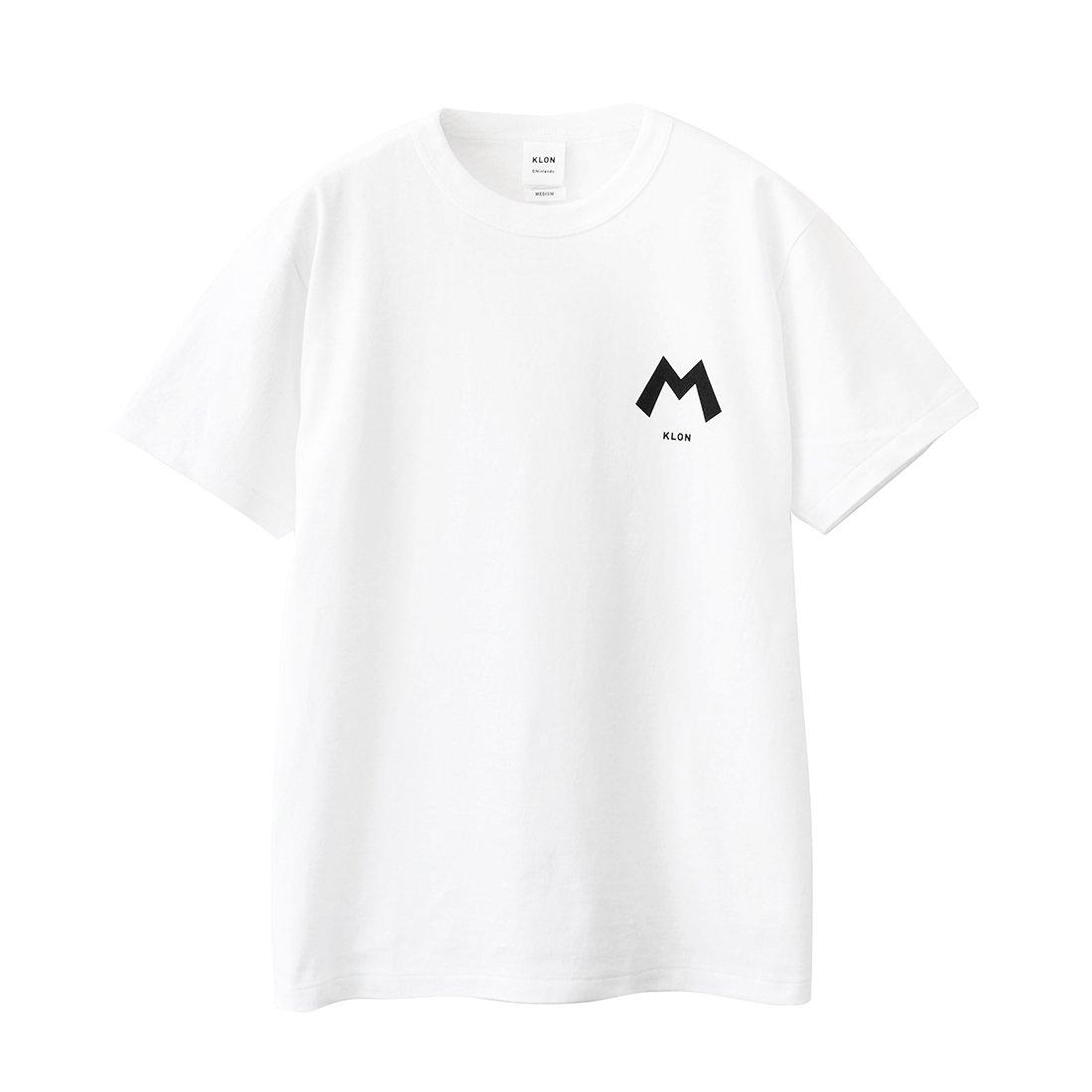 KLON Tshirts Initial M(SUPER MARIO)
