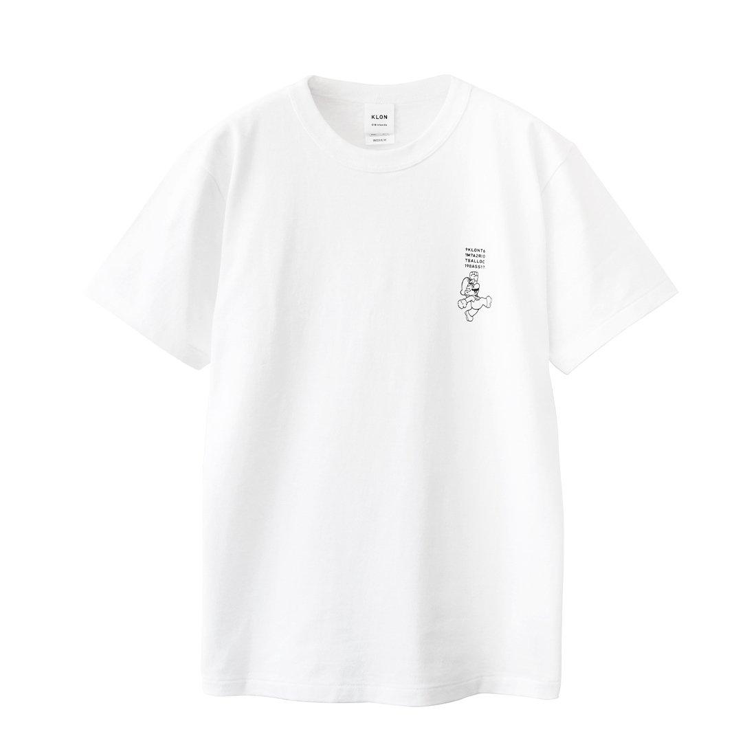 KLON Tshirts Jump(SUPER MARIO)