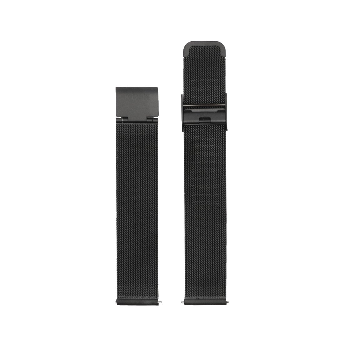 KLON WATCH REPLACEMENT STRAP -BLACK MESH- 18mm