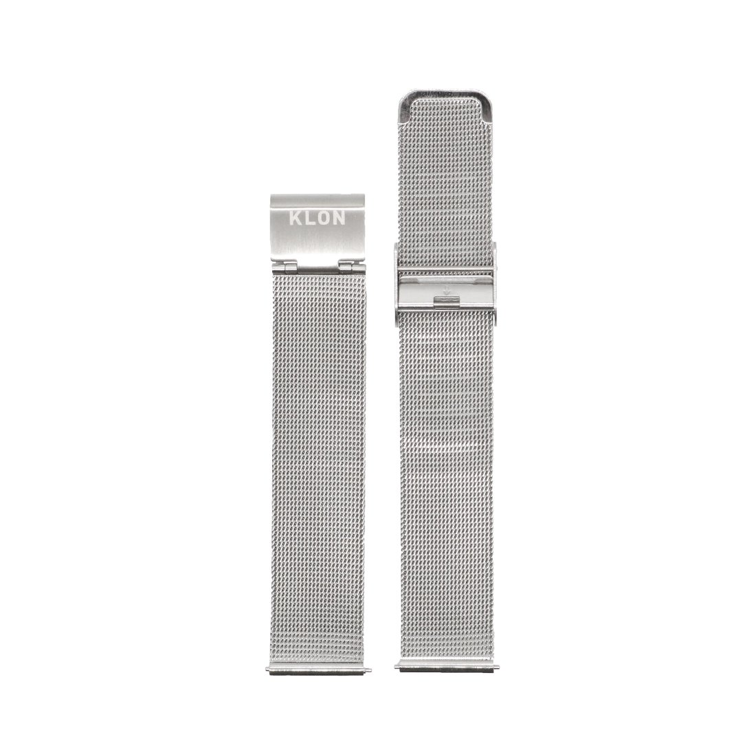 KLON WATCH REPLACEMENT STRAP -SILVER MESH- 18mm