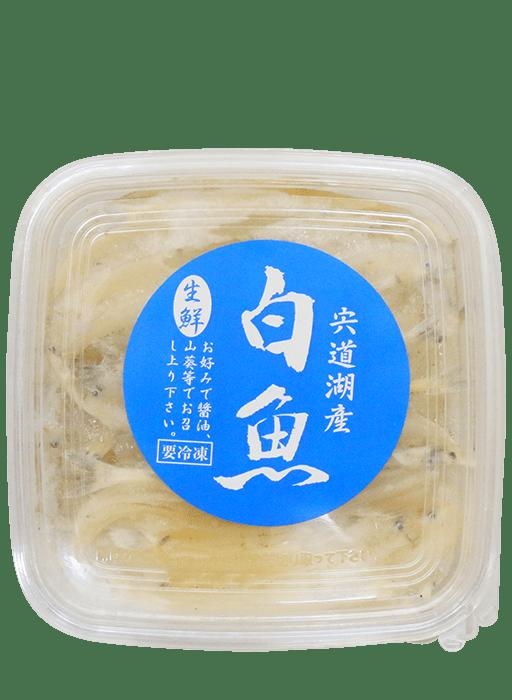 宍道湖産  生鮮 白魚