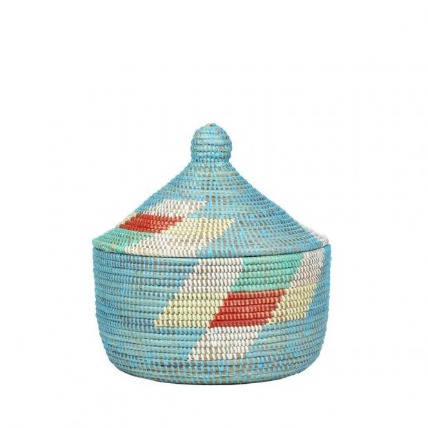 BASKET ALIBABA MINI - BLUE