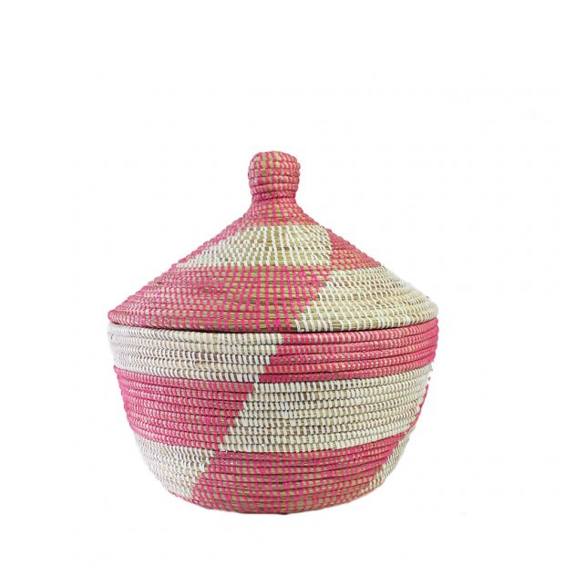 BASKET ALIBABA MINI - PINK
