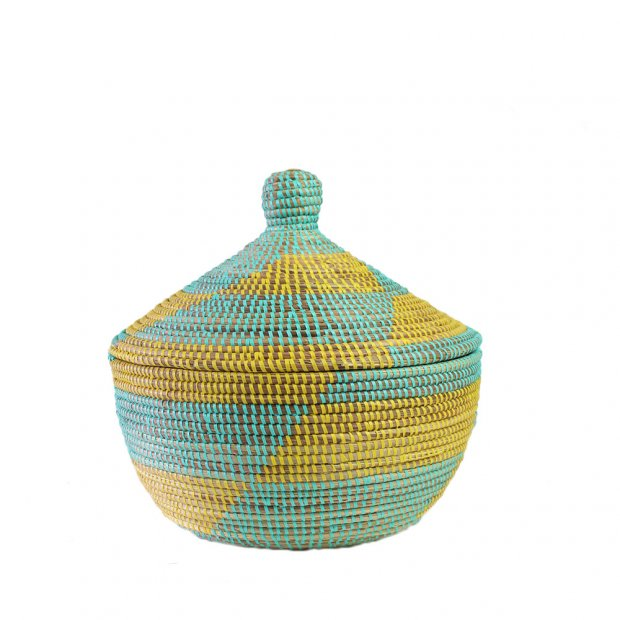 BASKET ALIBABA MINI - MINT