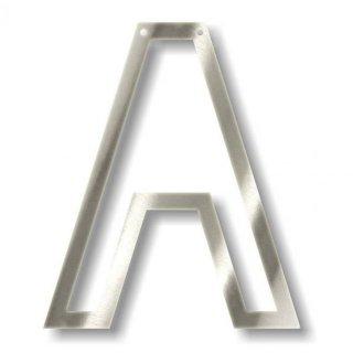 【meri meri】 アルファベット シルバープレート ガーランド A-T