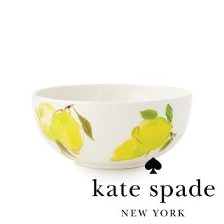 <img class='new_mark_img1' src='//img.shop-pro.jp/img/new/icons1.gif' style='border:none;display:inline;margin:0px;padding:0px;width:auto;' />【Kate Spade】Lemon Individual Bowl ボウル 15cm(176630)