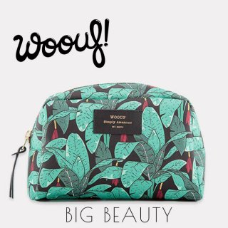 <img class='new_mark_img1' src='//img.shop-pro.jp/img/new/icons1.gif' style='border:none;display:inline;margin:0px;padding:0px;width:auto;' />【WOOUF!BARCELONA】化粧ポーチ【Jangle】 Big Beauty
