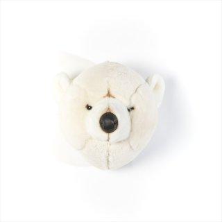 【Wild&Soft】アニマルヘッド ポーラーベア シロクマ