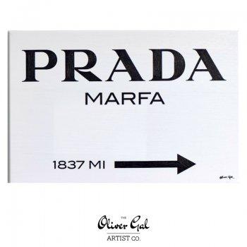 【Oliver Gal Art】 MARFA MINIMALIST / PRADA  (12781)