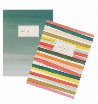 【RIFLE PAPER】ノート2冊セット/Joie De Vivre Notebooks(ジョワドビブレ) (JMM008)