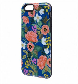 【RIFLE PAPER】iPhone6/6Sケース / Birch Floral Iphone6/6S Case(ローズウッド) (PIC033-6T)