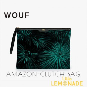 【WOUF】クラッチバッグ【Amazon】Clutch Bag WOOUF! (CXA170004)