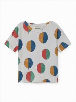 ◆SALE!20%OFF◆【BOBO CHOSES】2歳から7歳 Forest shortsleeve t-shirt