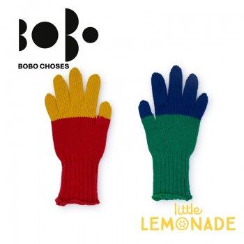 【BOBO CHOSES】6歳から7歳 手袋 マルチカラー ジュニア(218141) AW