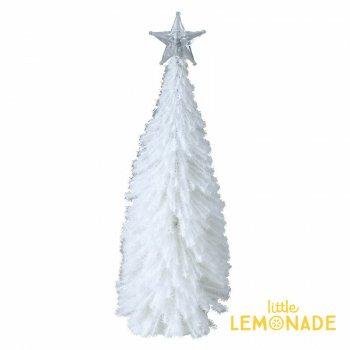 LEDティンクルライトスノーツリー/ホワイト【Sサイズ】(HSXH3801WH)