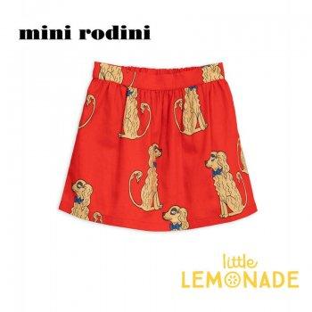 【Mini Rodini】コッカースパニエル スカート 【1.5-3歳/5-7歳】 Spaniels woven skirt SALE
