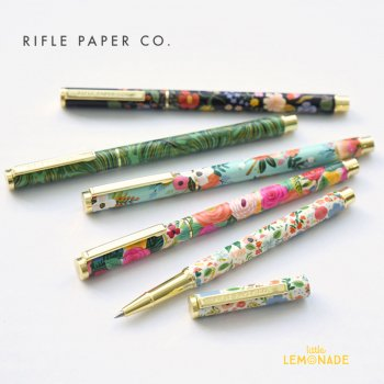 <img class='new_mark_img1' src='https://img.shop-pro.jp/img/new/icons1.gif' style='border:none;display:inline;margin:0px;padding:0px;width:auto;' />【RIFLE PAPER 】 ライフルペーパー 花柄 ボールペン / 全5種類