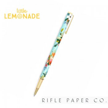 【RIFLE PAPER】フローラペン 0.7mm LIVELY FLORAL(PEN003)