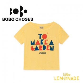 【廃番】【BOBO CHOSES】 Geometric 半袖 Tシャツ 【2-3歳/4-5歳】 T-Shirt 2019SS 子供服 119002