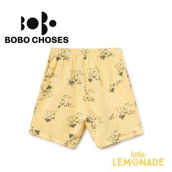 【BOBO CHOSES】 Tangerine Bermuda ショートパンツ 【2-3歳/4-5歳/6-7歳】 ボトムス 子供服  半ズボン ハーフパンツ 119060 SS SALE