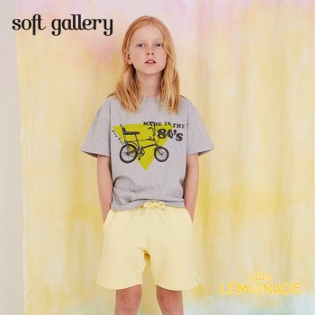 ◆20%OFF◆【Soft gallery ソフトギャラリー】T-SHIRT ASGER chopper printチョッパーデザイン Tシャツ/2歳〜6歳【2019SS】(452-001-599)