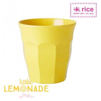【RICE】メラミンカップ/イエロー ミディアムサイズ 9cm (MELCU-Y)
