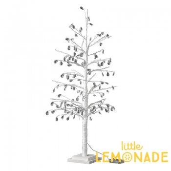 クリスマス LEDブランチツリー クリスタル ホワイト 【 Lサイズ】 (RJXN3930WH)