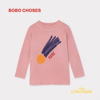 【BOBO CHOSES】 A STAR CALLED HOME 長袖 Tシャツ 【4-5歳/6-7歳/8-9歳】 LONG SLEEVE T-SHIRT ボボショーズ AW