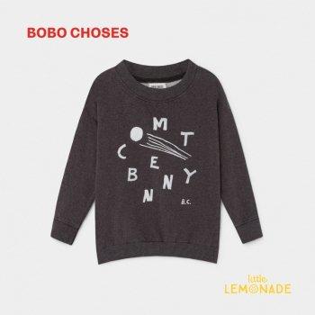 【BOBO CHOSES】 COMET BENNY トレーナー 【4-5歳/6-7歳】 スウェットシャツ ボボショーズ AW