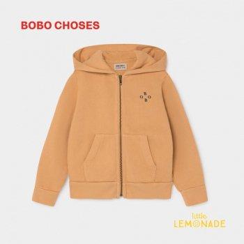 【BOBO CHOSES】 スターダスト パーカー 【4-5歳/6-7歳/8-9歳】 フード付き スウェットシャツ WE ARE ALL STARDUST  ボボショーズ AW