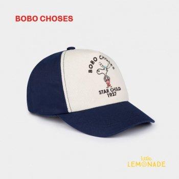 THE MOOSE BASEBALL CAP ヘラジカ デザイン ベースボールキャップ【BOBO CHOSES】 帽子  キャップ ボボショーズ  AW