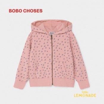 【BOBO CHOSES】 オールオーバースター パーカー 【4-5歳/6-7歳/8-9歳】 ALL OVER STARS  ボボショーズ  AW