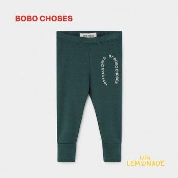 【BOBO CHOSES】 STARCHILD PATCH LEGGINGS 惑星デザイン レギンス/ベビーサイズ 12M/24M/36M ボボショーズ AW