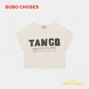 【BOBO CHOSES】 Tango Short Sleeve T-Shirt 【4-5歳/6-7歳/8-9歳】 Tシャツ 12001025 ボボショーズ 20SS SALE