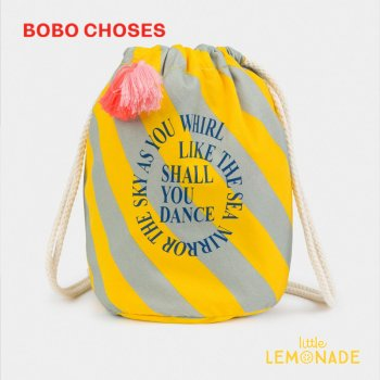 Shall you Dance Lunch Bag【BOBO CHOSES】2020SS ランチバッグ   12011002 ボボショーズ