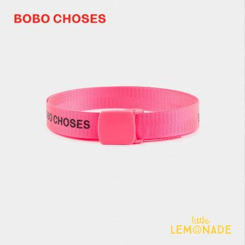 Fluo Pink Bobo Choses Belt【BOBO CHOSES】 ベルト  12011030 ボボショーズ 20SS SALE