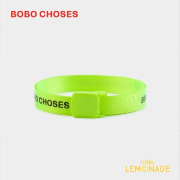Fluo Lime Bobo Choses Belt【BOBO CHOSES】 ベルト  12011048 ボボショーズ 20SS SALE