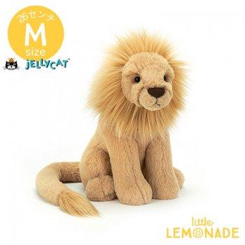 【Jellycat ジェリーキャット】 Mサイズ Leonardo Lion  ライオン レオナルド ぬいぐるみ プレゼント LEO3L