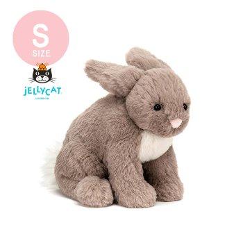 【Jellycat ジェリーキャット】 Sサイズ Riley Rabbit Biege うさぎ バニー ラビット ぬいぐるみ プレゼント RR6B