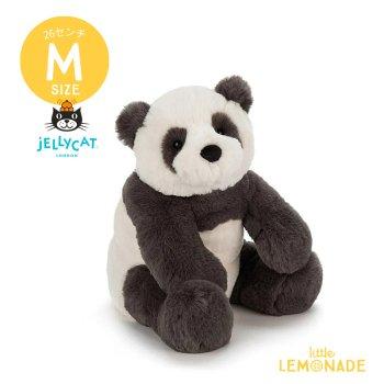 【Jellycat ジェリーキャット】 Mサイズ Harry Panda Cub ベア パンダ ぬいぐるみ  HA2PCL