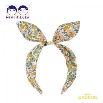 【Mimi&Lula ミミアンドルーラ】FARMGIRL ALICE BAND / 花柄カチューシャ型ヘアバンド ヘアアクセサリー(ML50201762)