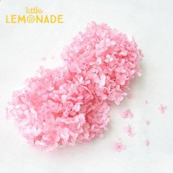 【あじさいヘッド/ピンク】 プリザーブドフラワー ドライフラワー 紫陽花 onoen (02160-101)